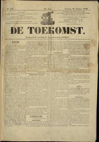 De Toekomst (1862 - 1894) 1889-01-06