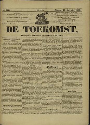 De Toekomst (1862 - 1894) 1889-11-17
