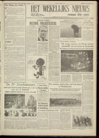 Het Wekelijks Nieuws (1946-1990) 1954-08-28