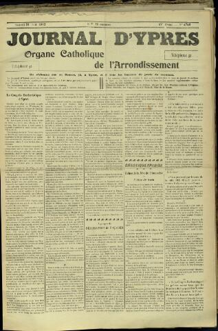 Journal d'Ypres (1874 - 1913) 1912-08-31