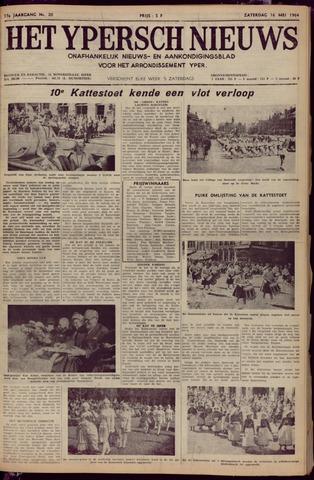 Het Ypersch nieuws (1929-1971) 1964-05-16