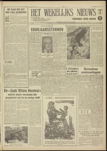 Het Wekelijks Nieuws (1946-1990) 1957-05-11