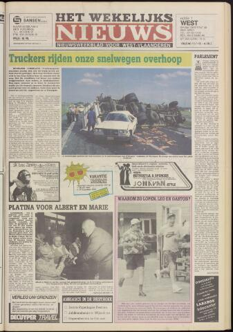 Het Wekelijks Nieuws (1946-1990) 1985-07-12