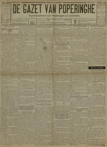 De Gazet van Poperinghe  (1921-1940) 1931-02-08