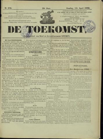 De Toekomst (1862 - 1894) 1889-04-14