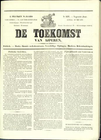 De Toekomst (1862 - 1894) 1870-05-29