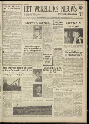 Het Wekelijks Nieuws (1946-1990) 1956-08-04