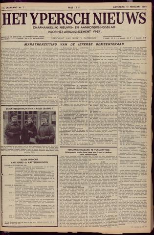 Het Ypersch nieuws (1929-1971) 1964-02-15