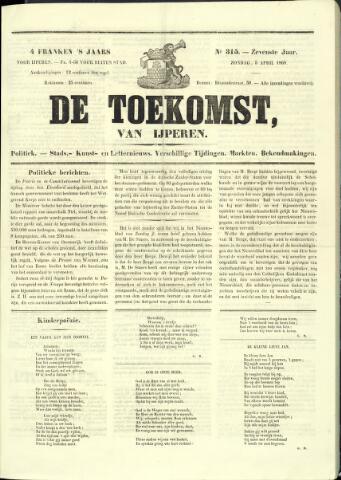 De Toekomst (1862 - 1894) 1868-04-05