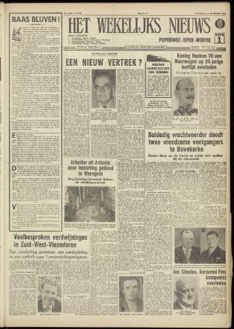 Het Wekelijks Nieuws (1946-1990) 1957-09-28