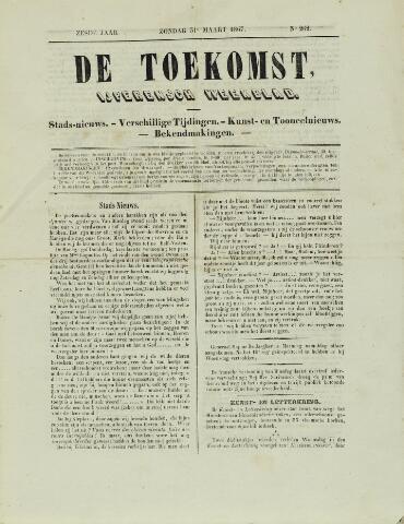 De Toekomst (1862 - 1894) 1867-03-31