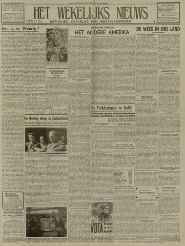Het Wekelijks Nieuws (1946-1990) 1948-04-24