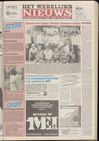 Het Wekelijks Nieuws (1946-1990) 1987-05-01