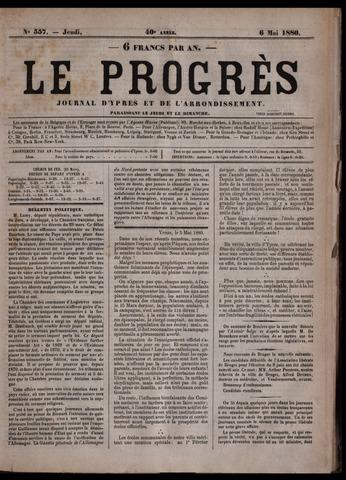 Le Progrès (1841-1914) 1880-05-06
