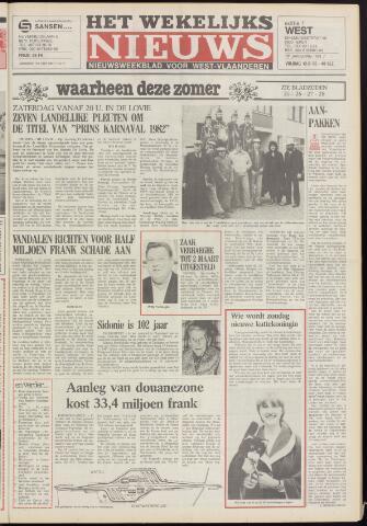 Het Wekelijks Nieuws (1946-1990) 1982-02-12