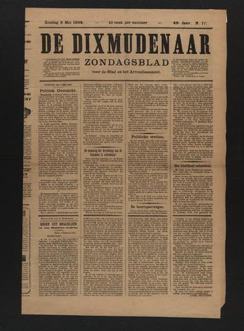 De Dixmudenaar 1892-05-08
