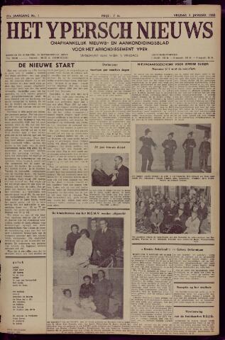 Het Ypersch nieuws (1929-1971) 1968-01-05