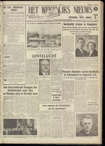 Het Wekelijks Nieuws (1946-1990) 1956-06-09