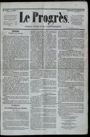 Le Progrès (1841-1914) 1847-01-31