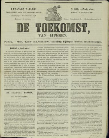 De Toekomst (1862 - 1894) 1867-11-24