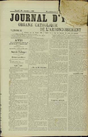 Journal d'Ypres (1874 - 1913) 1906-12-29
