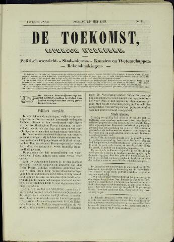 De Toekomst (1862 - 1894) 1863-05-24