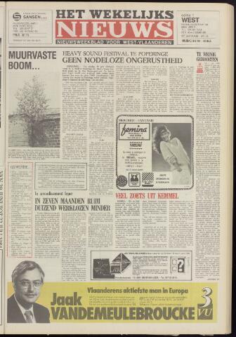 Het Wekelijks Nieuws (1946-1990) 1984-06-08