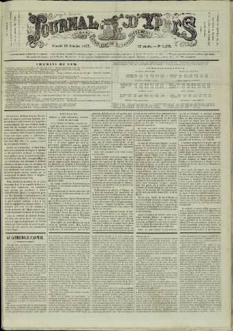 Journal d'Ypres (1874 - 1913) 1877-10-20