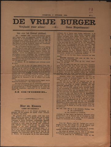 De Vrije Burger 1894-10-19