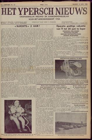 Het Ypersch nieuws (1929-1971) 1966-06-10