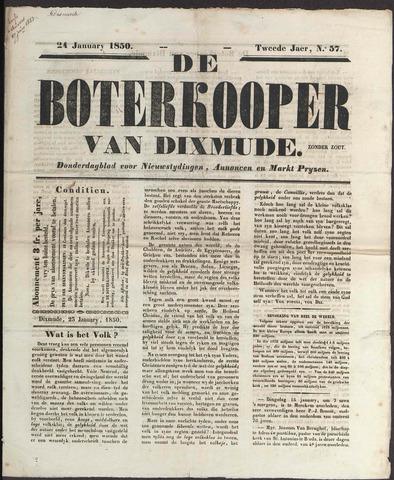 De Boterkoper 1850-01-24