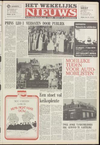 Het Wekelijks Nieuws (1946-1990) 1979-03-23