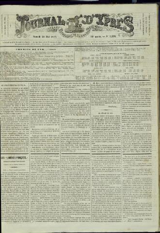 Journal d'Ypres (1874 - 1913) 1877-05-26