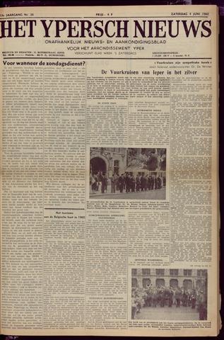 Het Ypersch nieuws (1929-1971) 1960-06-04