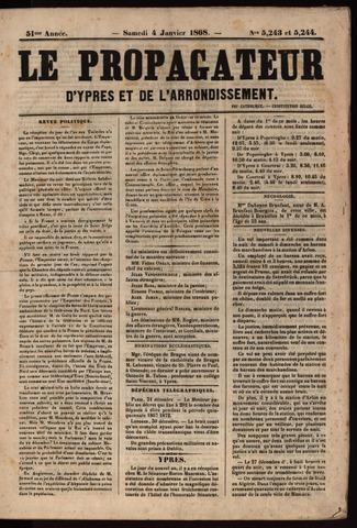Le Propagateur (1818-1871) 1868