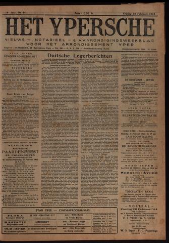 Het Ypersch nieuws (1929-1971) 1944-02-18