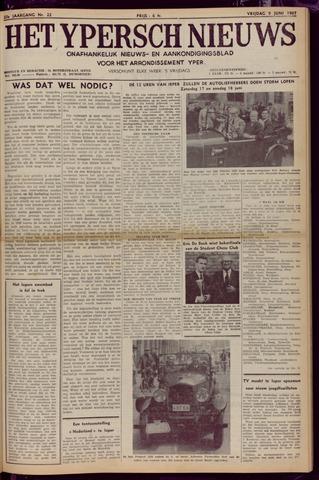 Het Ypersch nieuws (1929-1971) 1967-06-09