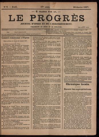 Le Progrès (1841-1914) 1897-01-28