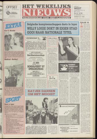 Het Wekelijks Nieuws (1946-1990) 1987-05-08