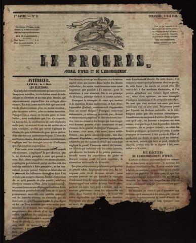 Le Progrès (1841-1914) 1841-05-09