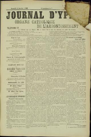Journal d'Ypres (1874 - 1913) 1906-01-06
