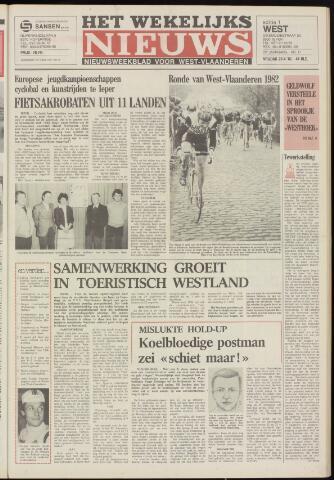 Het Wekelijks Nieuws (1946-1990) 1982-04-23
