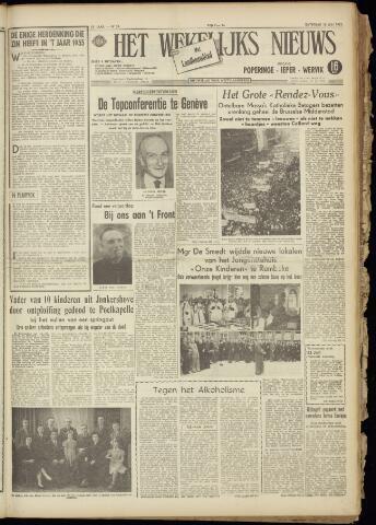 Het Wekelijks Nieuws (1946-1990) 1955-07-16
