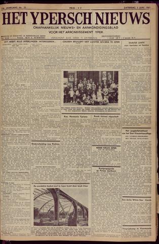 Het Ypersch nieuws (1929-1971) 1961-06-03