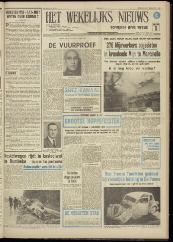 Het Wekelijks Nieuws (1946-1990) 1956-08-11