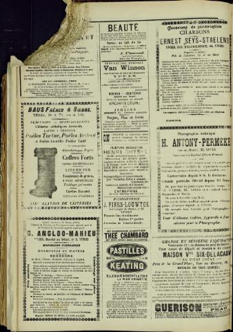 Journal d'Ypres (1874 - 1913) 1906-12-22