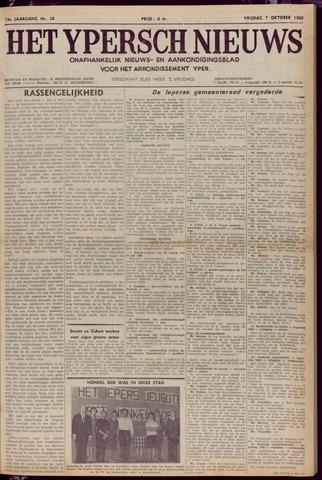 Het Ypersch nieuws (1929-1971) 1966-10-07