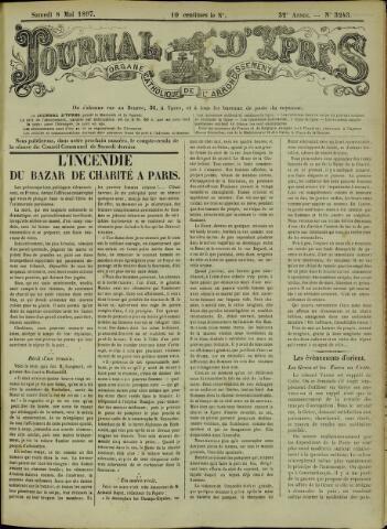Journal d'Ypres (1874 - 1913) 1897-05-08