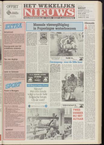 Het Wekelijks Nieuws (1946-1990) 1987-07-03