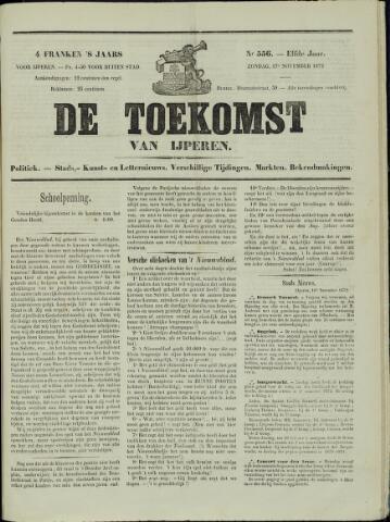 De Toekomst (1862 - 1894) 1872-11-17
